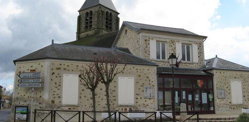 Mairie de Gometz la Ville
