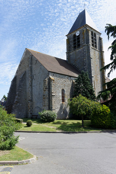 Eglise St Germain de Gometz la Ville