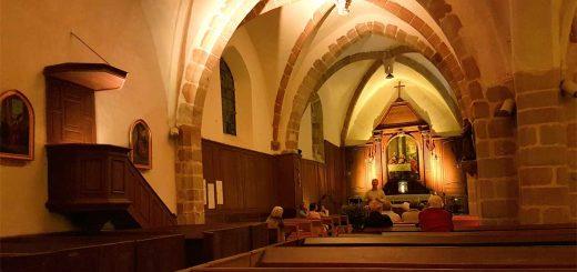 Eglise Saint Germain de Gometz la Ville
