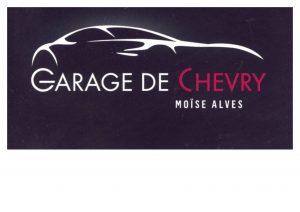 Garage de Chevry