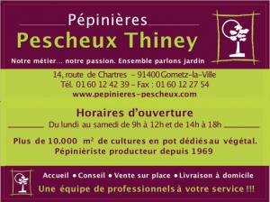 Pépinières Pescheux-Thiney